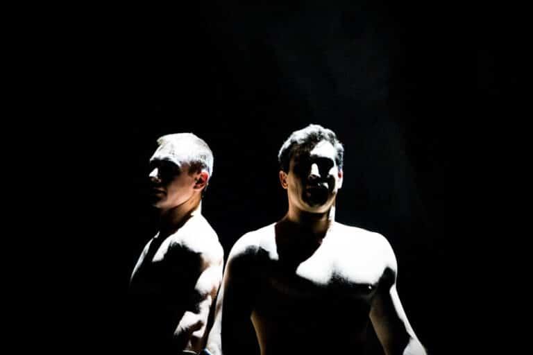 GOP Theater Essen Show Freaks 2019 Muskel