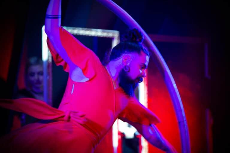 GOP Theater Essen Show Freaks 2019 Tänzer