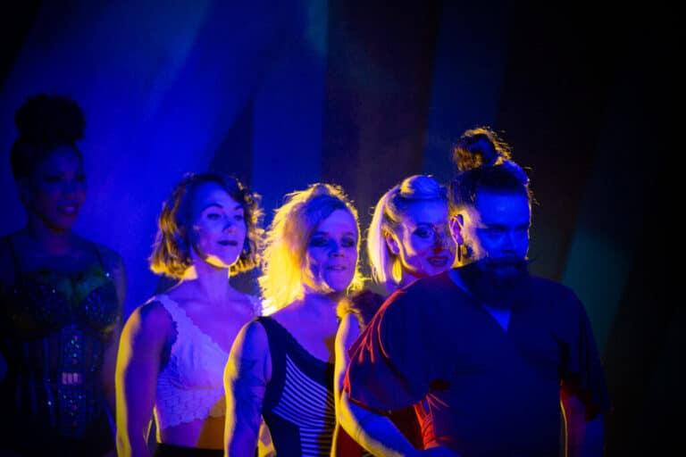 GOP Theater Essen Show Freaks 2019 Gruppe