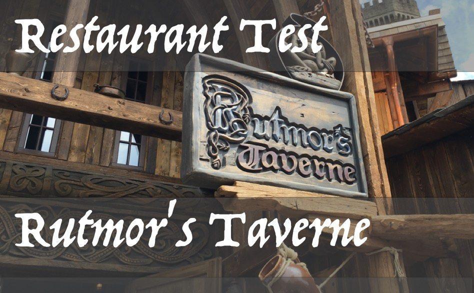 FPE Klugheim Rutmors Taverne Test 1