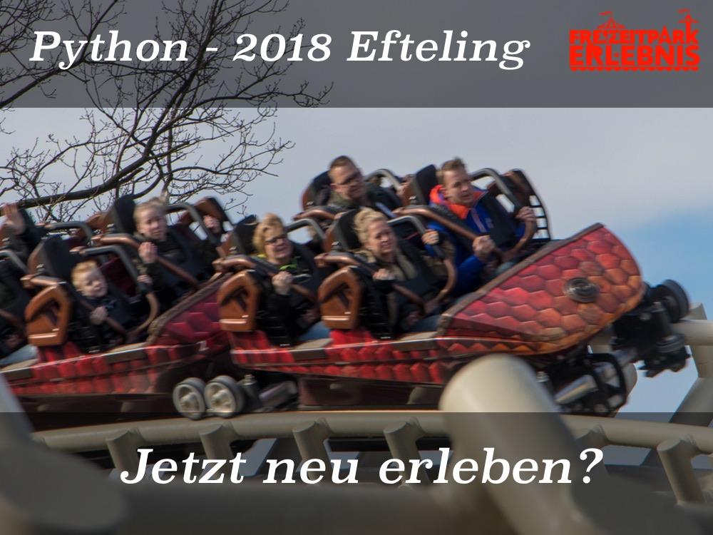 FPE Python efteling 2018