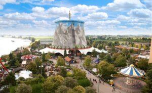 Kernie´s Familienpark Kühlturm-©-Wunderland Kalkar