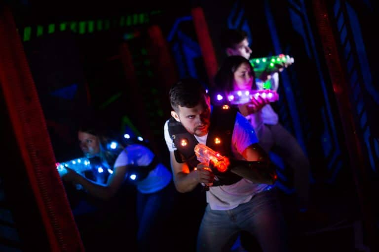 Lasertag master