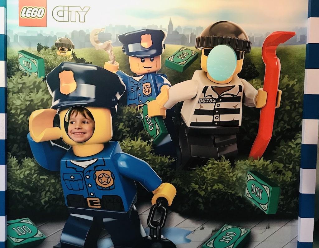 Legoland discovery centre polizei2