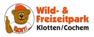 Wild&Freizeitpark Klotten Logo