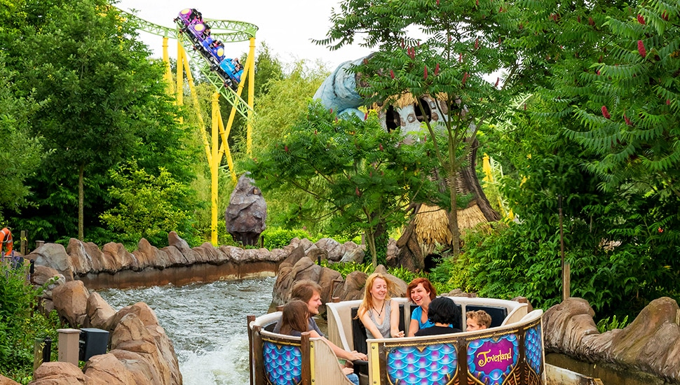 Zomer in Toverland