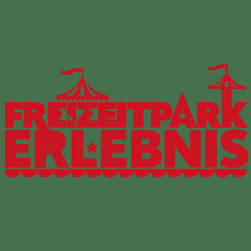 Freizeitpark Erlebnis Logo