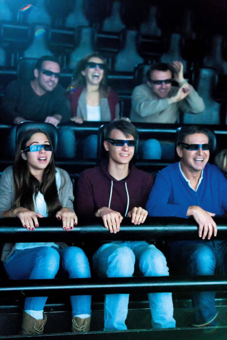 Bavaria Filmstadt 4d Kino