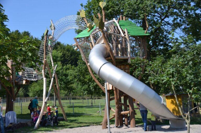 Freizeitpark Lochmühle Rutsche
