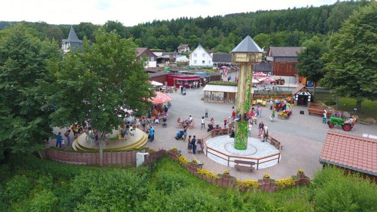 Freizeitpark Lochmühle Fahrgeschäfte
