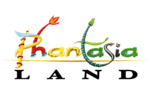 Phantasialand Brühl Logo bunt