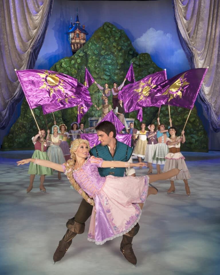 DOI_Das zauberhafte Eisfestival_07_(C) Feld Entertainment (C) Disney