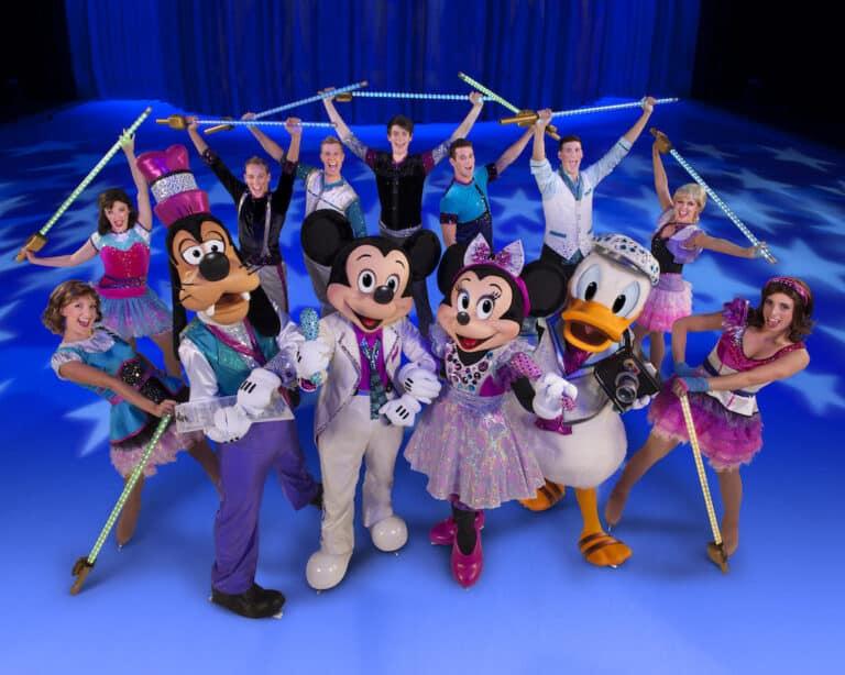 DOI_Das zauberhafte Eisfestival_09_(C) Feld Entertainment (C) Disney