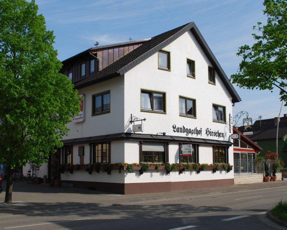 Hotel restaurant hirschen rheinhausen
