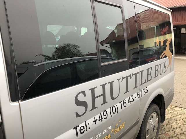 Werneths Landgasthof Hirschen Shuttle 1