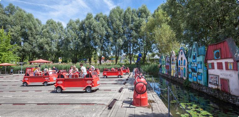 Feuerwehrtag Ravensburger Spieleland  autos