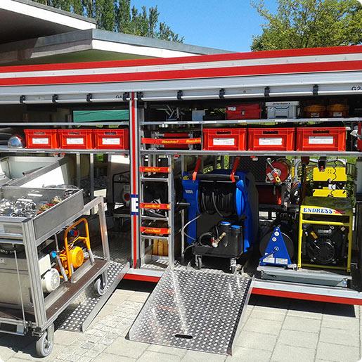 Feuerwehrtag Ravensburger Spieleland