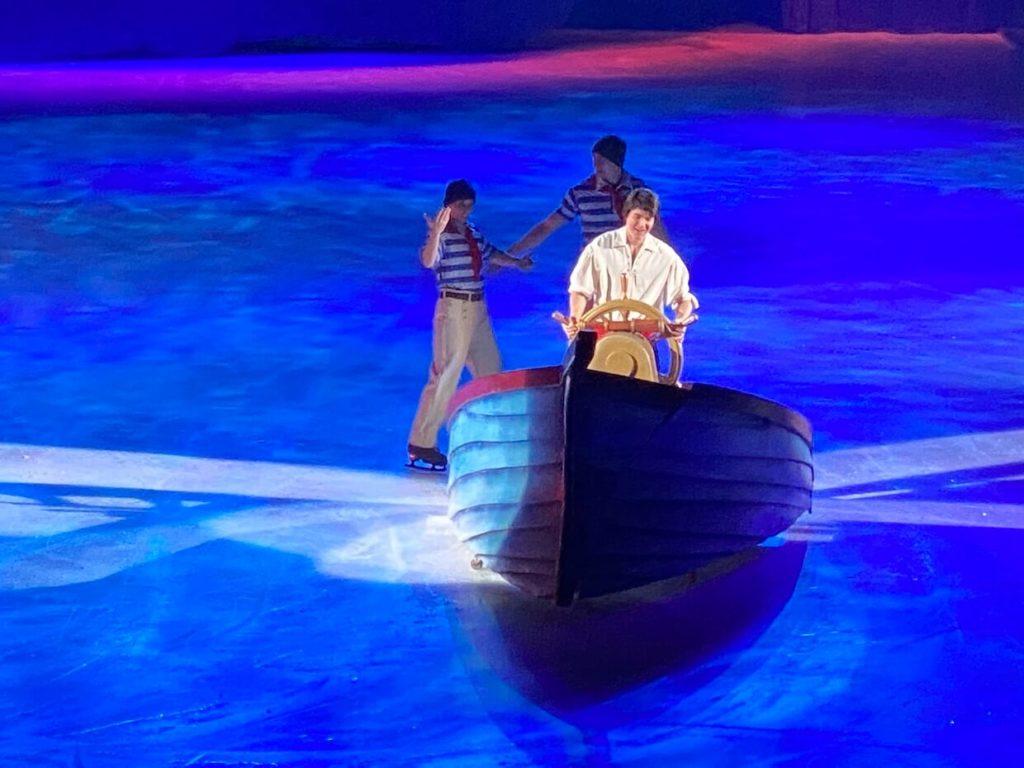 Disney on ice duesseldorf iss dome 2020 2026
