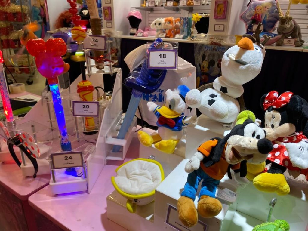 Disney on ice duesseldorf iss dome 2020 2385