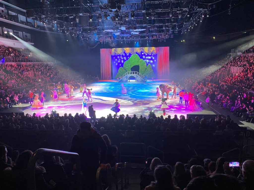 Disney on ice duesseldorf iss dome 2020 3874