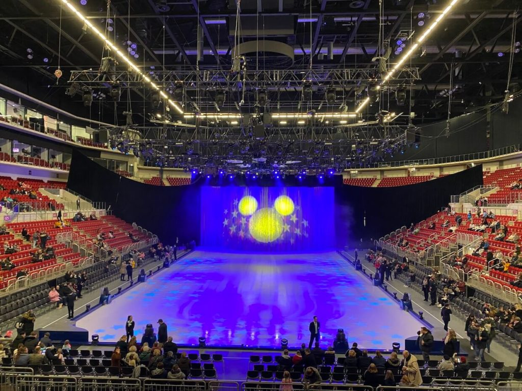 Disney on ice duesseldorf iss dome 2020 6497