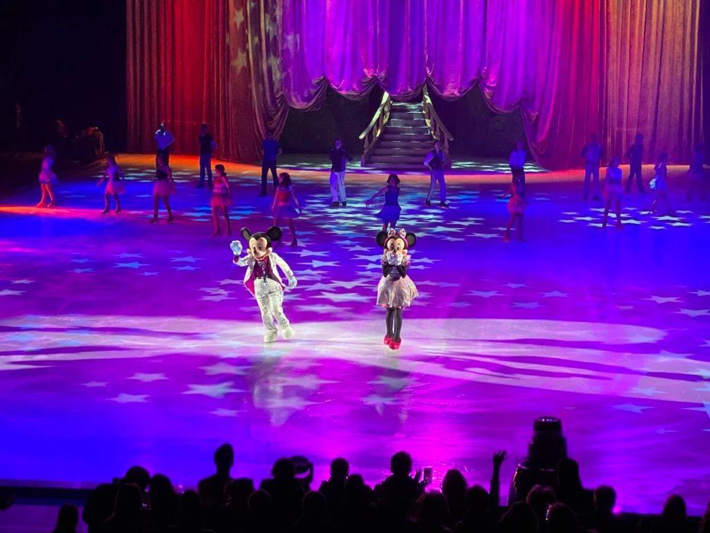 Disney on ice duesseldorf iss dome 2020 8698