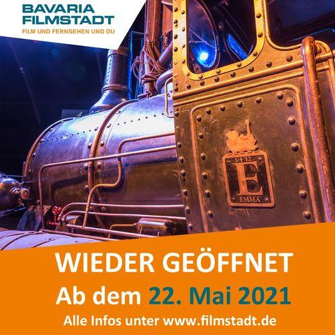 Bavaria Filmstadt Wieder geöffnet ab 22. Mai - Bild 2