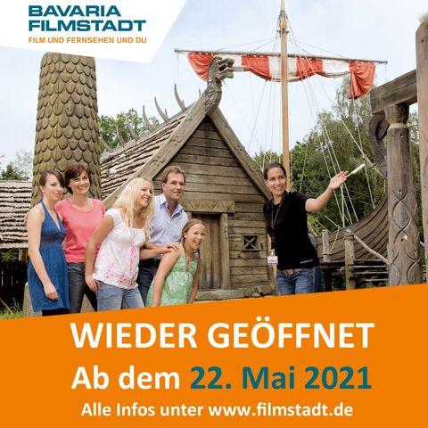 Bavaria Filmstadt Wieder geöffnet ab 22. Mai - Bild 1