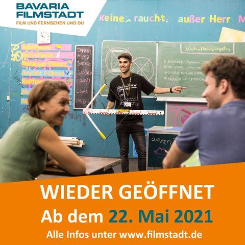 Bavaria Filmstadt Wieder geöffnet ab 22. Mai - Bild 4