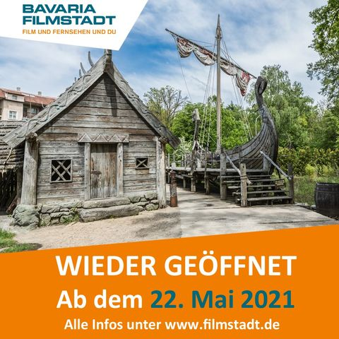 Bavaria Filmstadt Wieder geöffnet ab 22. Mai - Bild 3
