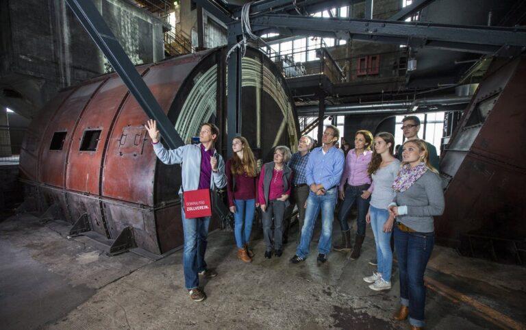 Denkmalpfad Zeche Zollverein
