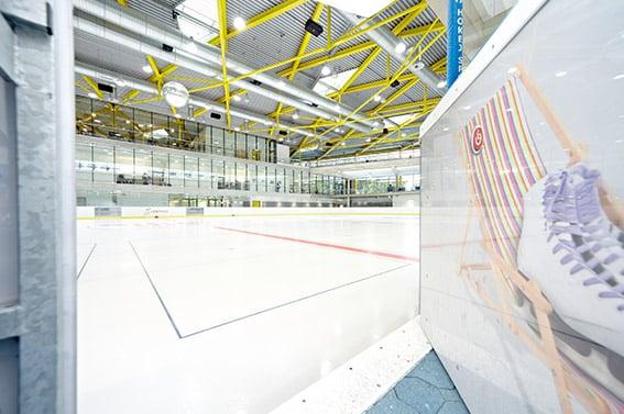 Lentpark Köln Eisarena