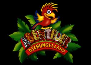 Abenteuer Dschungelland Logo