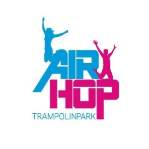 Airhop Trampolinpark logo