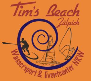 Logo Tims Beach