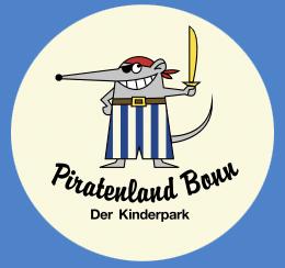 Piratenland Bonn Logo