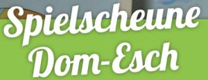 Spielscheune Dom-Esch Logo