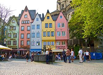 Erlebnistouren Köln