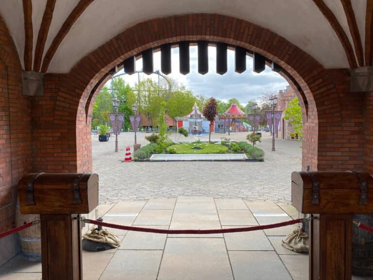 Hansa Park Eingang