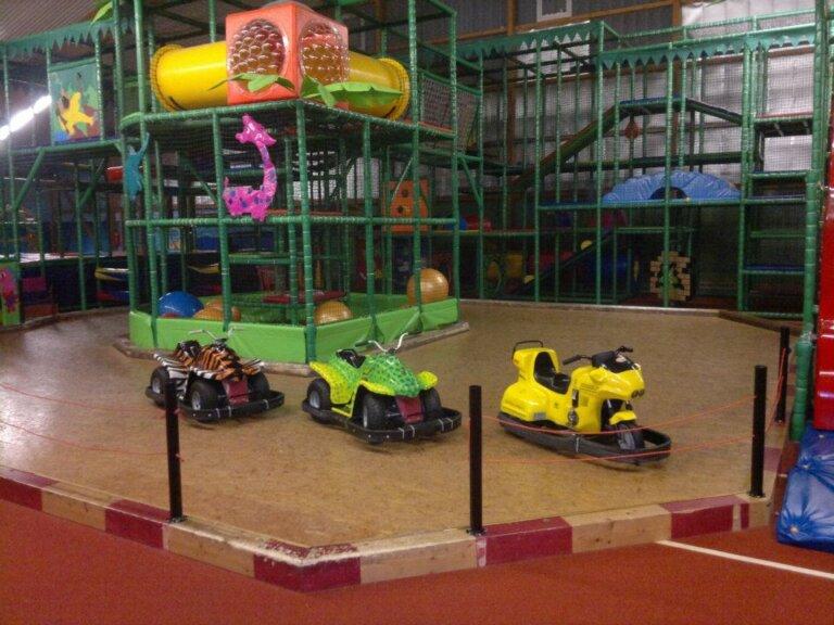 Indoorspielplatz Flipp Flopp