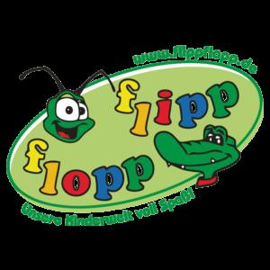 Indoorspielplatz Flipp Flopp Logo