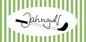 Jahngolf Logo