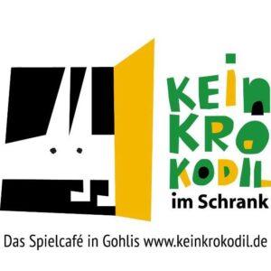 Kein krokodil im Schrank Logo