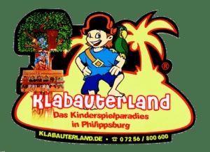 Klabauterland Philippsburg Logo
