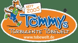 Logo Tommys turbulente Tobewelt