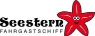 Fahrgastschiff Seestern Xanten Logo