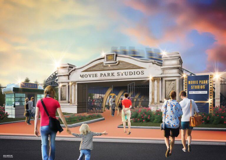 Movie Park 2021 Neuheit Studios