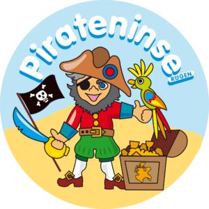Pirateninsel Rügen Logo