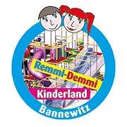 RemmiDemmi Kinderland Logo
