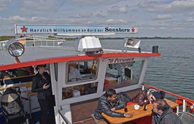 Fahrgastschiff Seestern Xanten